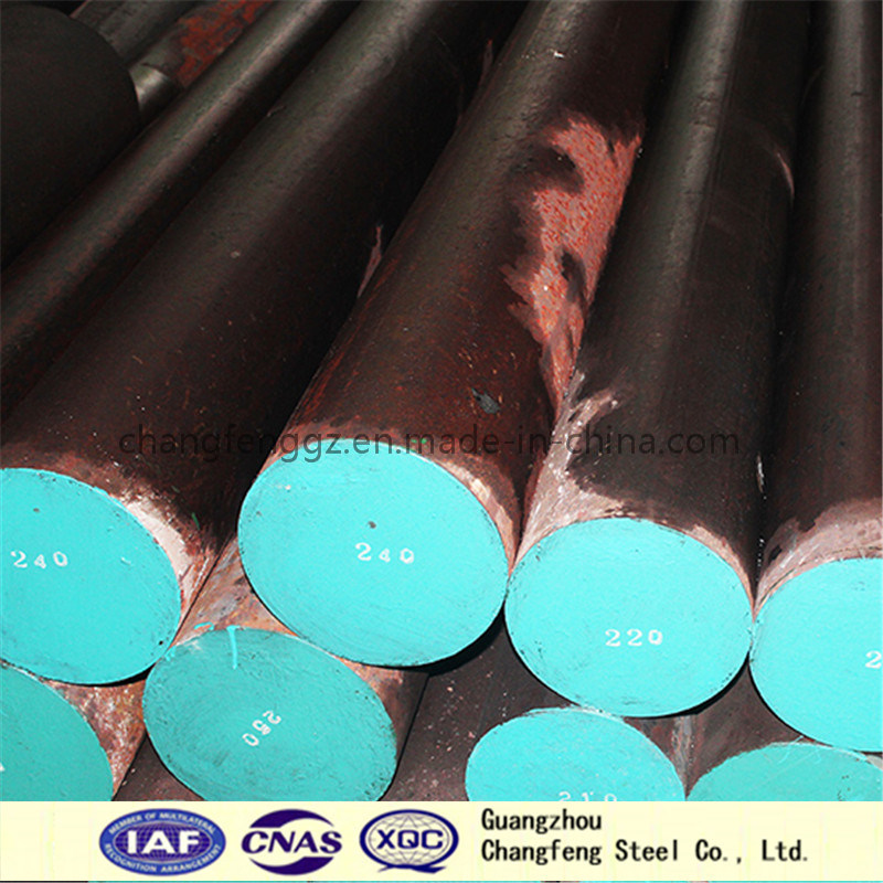 Hot Rolled Carbon Steel Round Bar(A36, Q235, SS400, S235JR)
