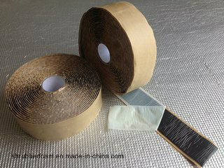Waterproof Insulation Butyl Rubber Tape with Good Sealing