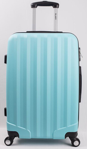 Leisure Necessary & Popular by Young ABS Hard Trolley Suitcase