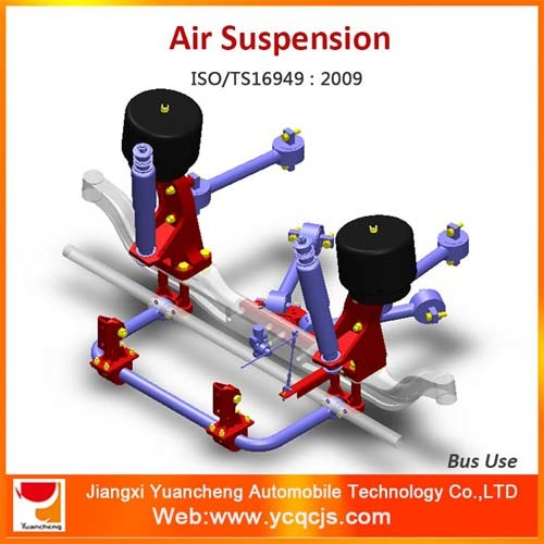 5.5t-7.5t City Bus Front Firestone Airbag Suspension System