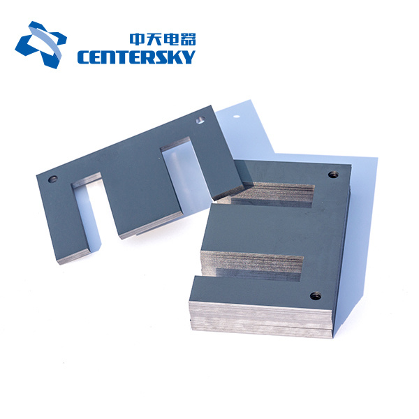 Hot Sale CRGO Ei Silicon Core Lamination for Transformer