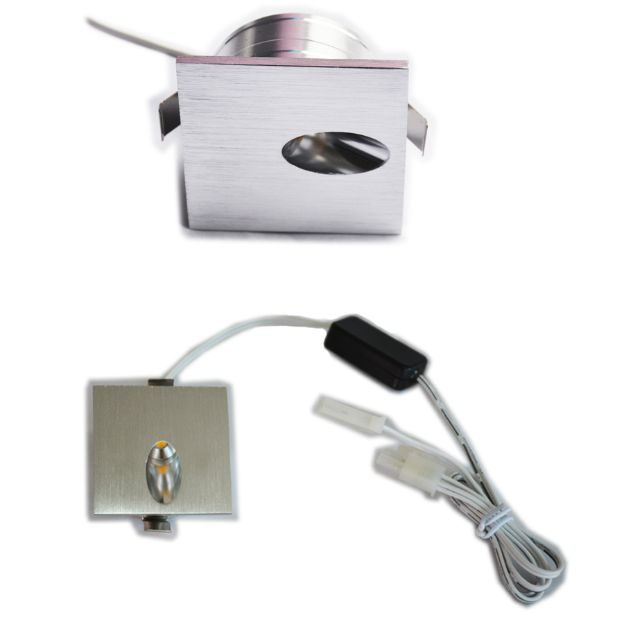 1W Mini LED Down Light 12V Bulb Lamp for Stair
