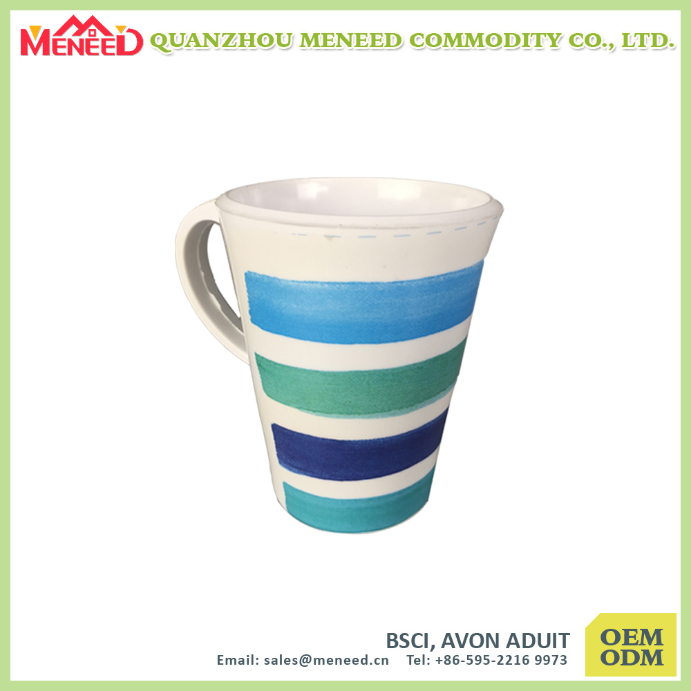 400ml Promotion Gift Melamine Mugs for Water Drinking