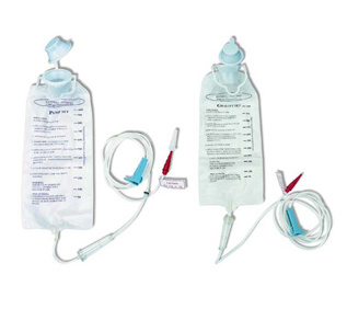 Nutrition Delivery Enteral Feeding Tube and Bag