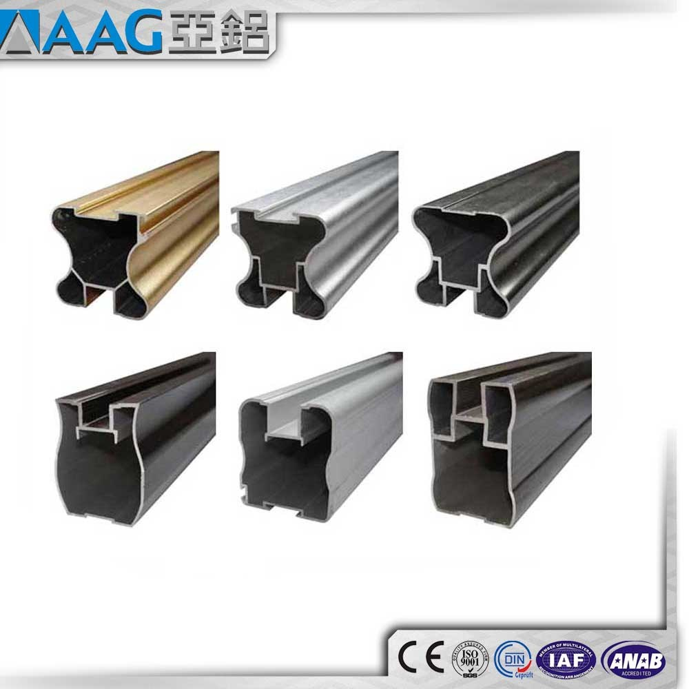Good Quality Anodized Aluminum Shower Door Frame