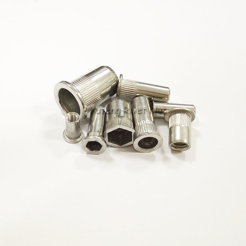 Stainless Steel Rivet Nut Countersunk /Flat /Hexagon Rivet Nut