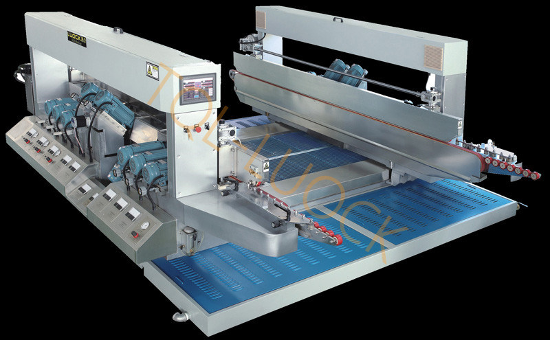Tql2500 Straight Line Double Edging Machine