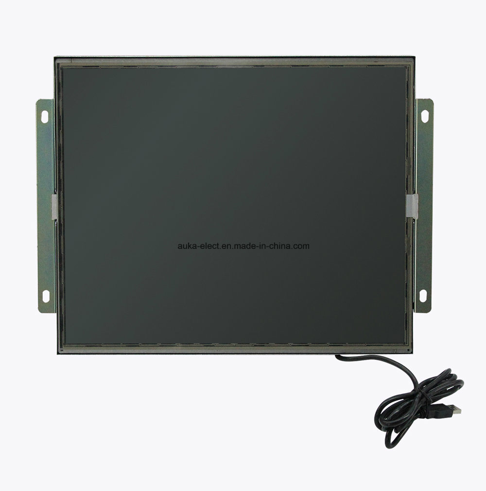 "15"" LCD for Vending Machine Open Frame Touch Screen Monitor"