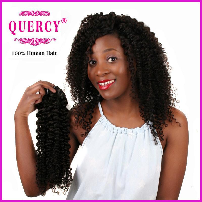 Aaaaaaaa Grade 100% Human Hair Bundles Water Wave Virgin Peruvian Hair (curly-038)