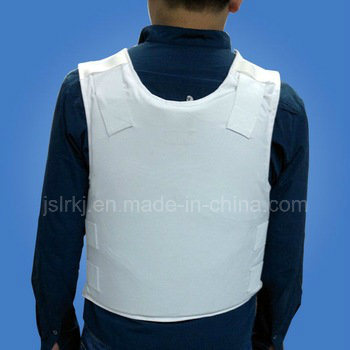 Concealable Kevlar Soft Body Armor Bullet Proof Vest