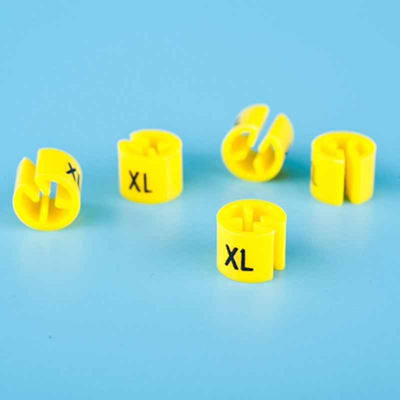 Wholesale Plastic Size Marking Ring for Clothes (LT-8026-4)