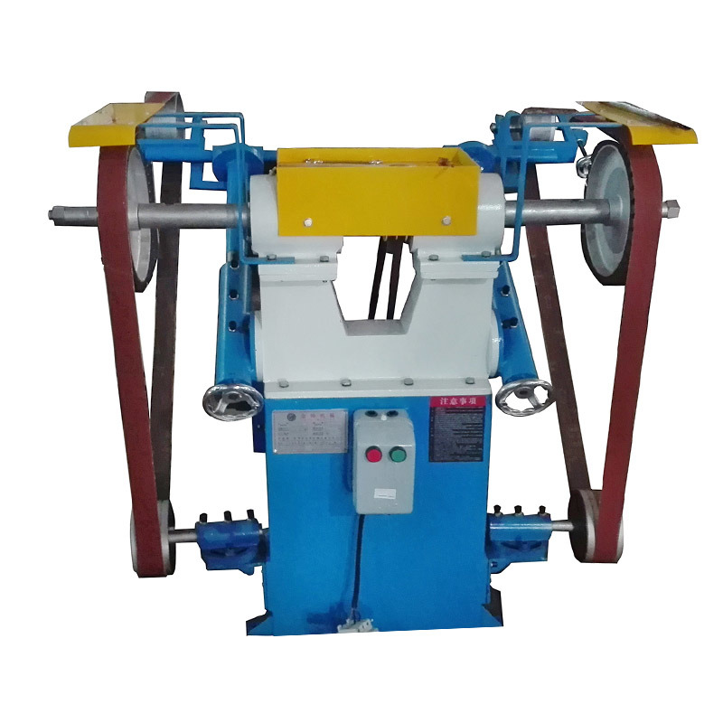 Manual Metal Surface Belt Grinding Equipment Manufacturer