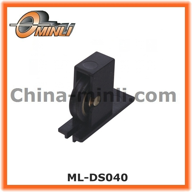 Plastic Bracket Pulley with Single Wheel for Window and Door (ML-DS040)