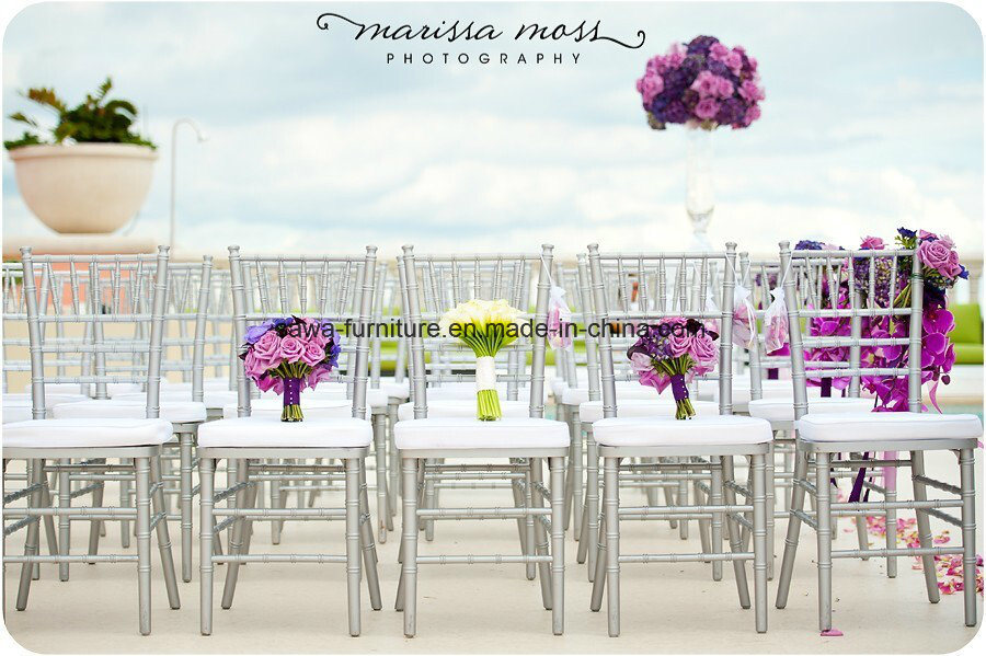 Quality Metal Chiavari Chair Banquet Wedding Event Furniture