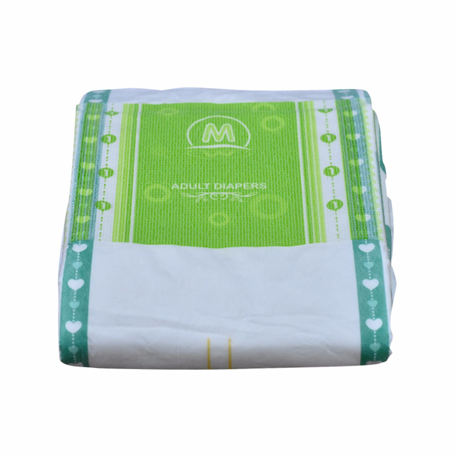 Disposable OEM Breathable Cloth-Like Back Sheet Adult Diapers Overnight