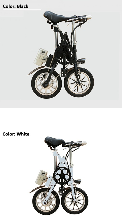 14 Inch Folding Bicycle Bike Road Bicycle V Brake Bicycle