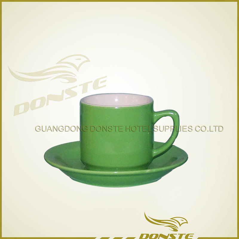 Cheap Bulk Ceramic Tea Cups, Wholesale White Porcelain Custom Printed