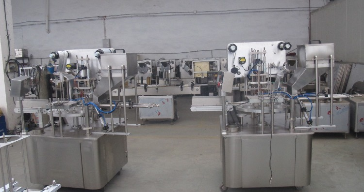 Food, Food Oil High-Performance Packaging Machine