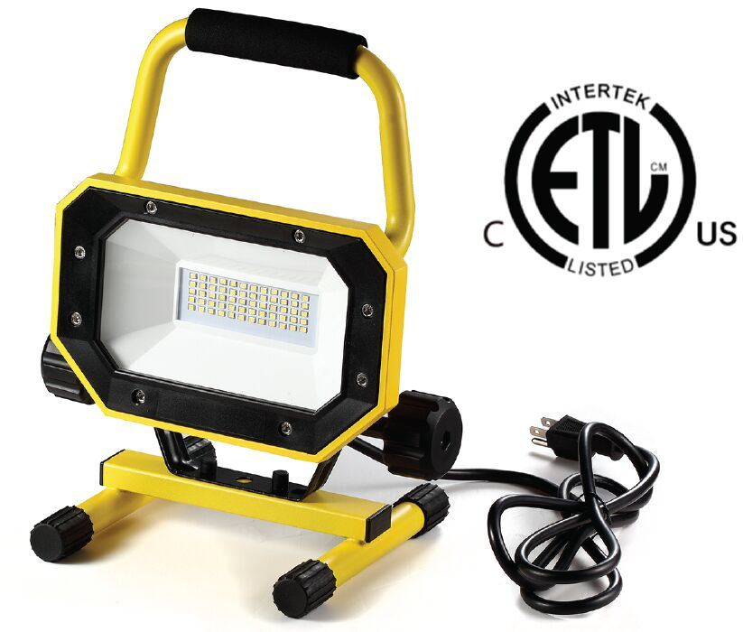 26W LED Industrial Site Light