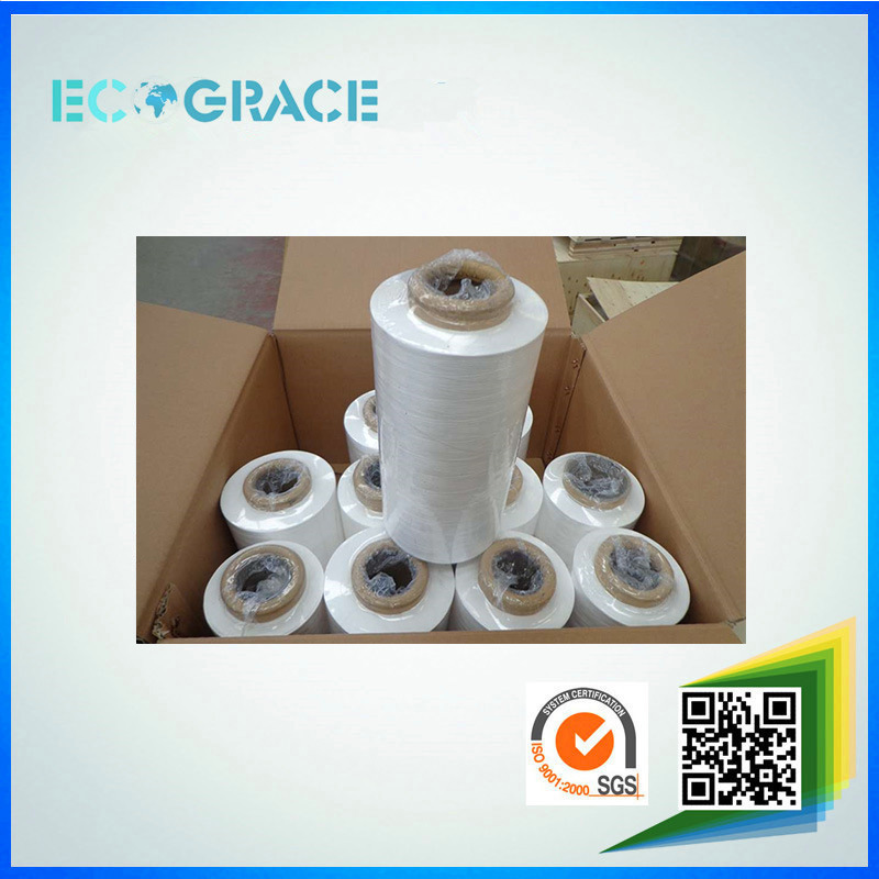 100% PTFE Sewing Thread for Industrial Filter Bag Sewing Machine