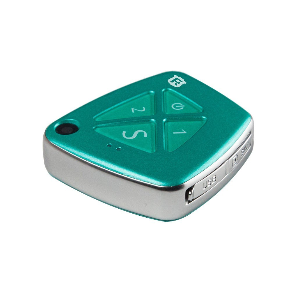 3G WCDMA Camera GPS Tracker RF-V42 GPS+Lbs+WiFi Location Geo-Fence Alarm, No Box
