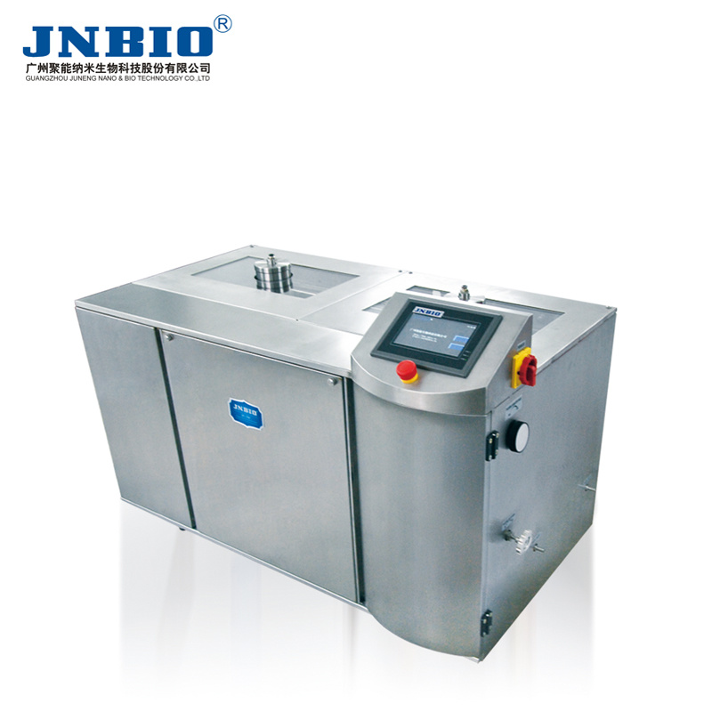 Jn-100hc Low Temperature Ultra High Pressure Homogenizer