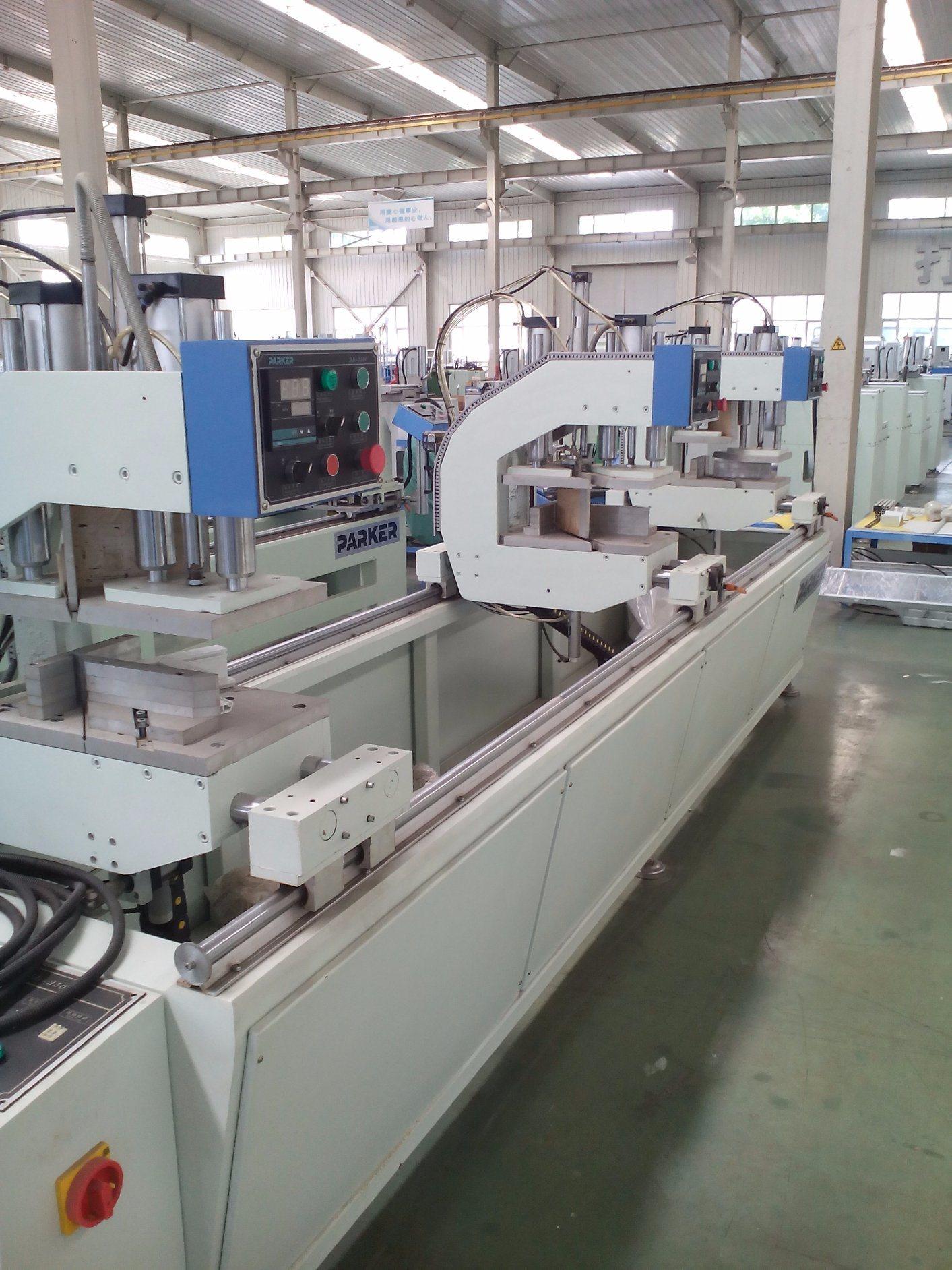 CNC UPVC Window Door Seamless Welding Machine