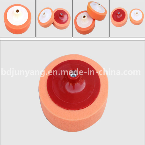Factory Wholesale Sponge Polishing Wheel/Sponge Polishing Disc/Foam Polishing Pads