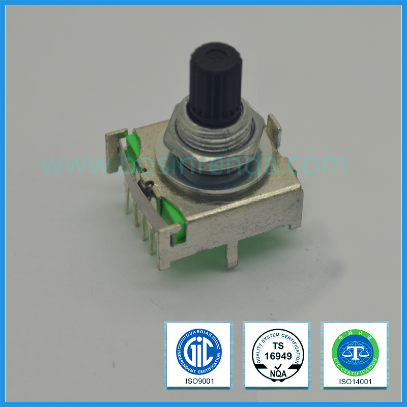 17mm Rotary Route Switch for Micro Oven