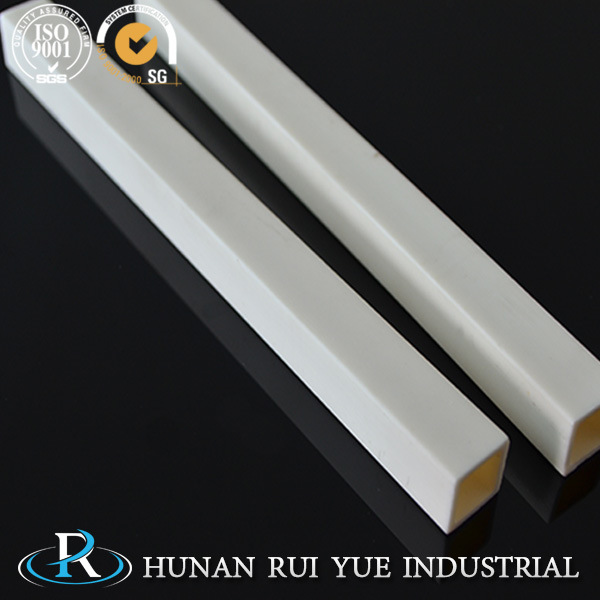 99.7% Wear Resistance Insulation Alumina Ceramic Square Bar