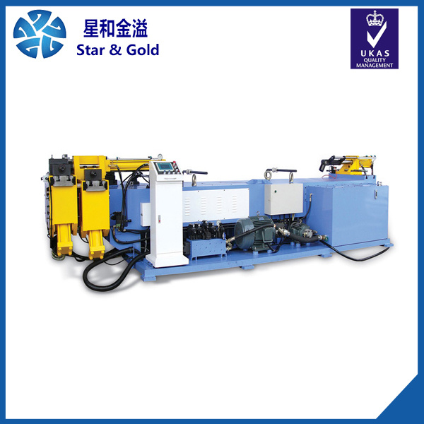 Large Pipe Bending Machine