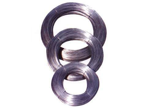 Hot-Dipped Iron Wire