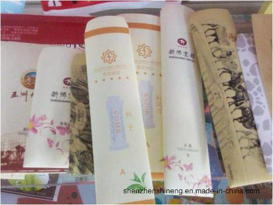 Moisture-Proof Rock Paper (RPD) Rich Mineral Paper Double Coated
