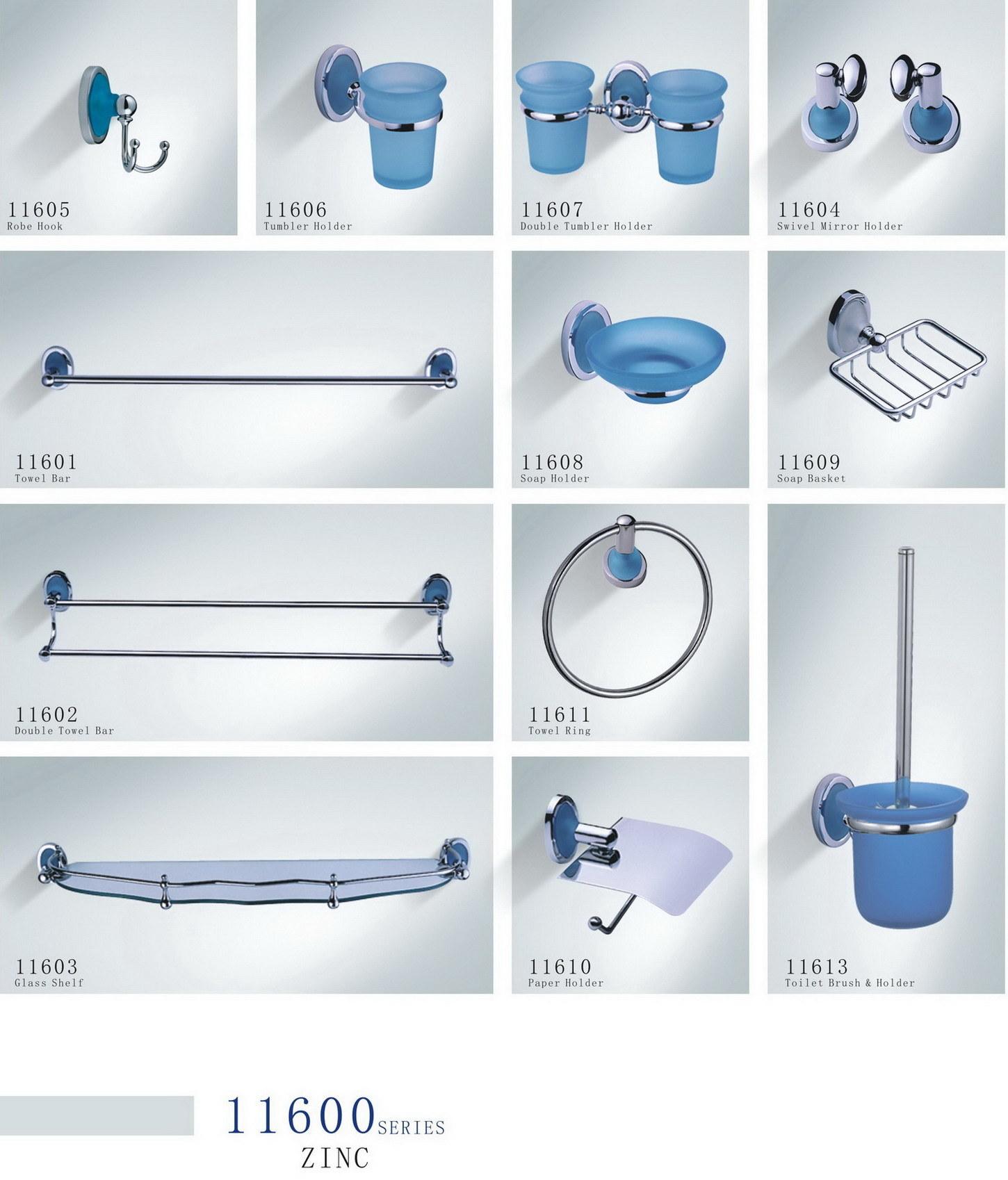 Accessoires de salle de bains 11600 s ries accessoires for Accessoire salle de bain jungle