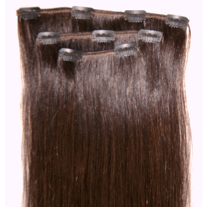 Clip In Remy Hair Extensions 30