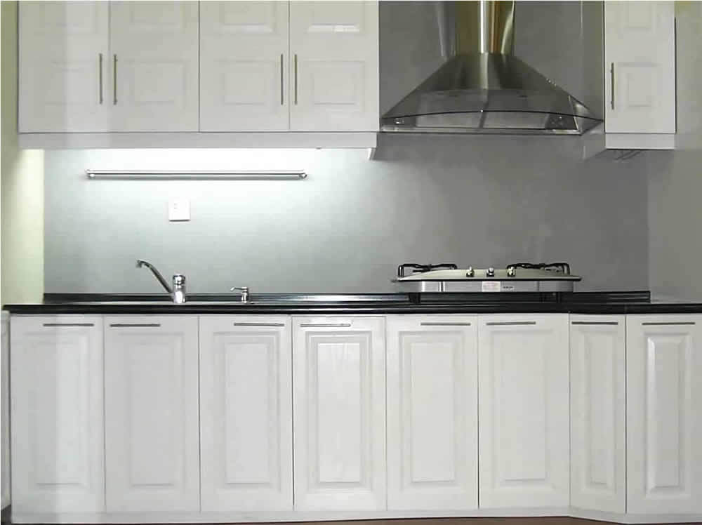 Kitchen Cabinets with Slab Doors | DirectBuy Kitchen Cabinets Blog