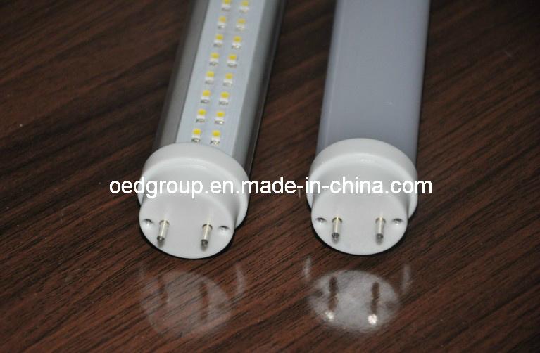 Aluminum Radiator 5ft 24W 360 T8 LED Tube