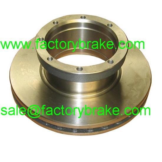 for Mercedes-Benz Truck Brake Disc 9754230012/9754230612/9754230312
