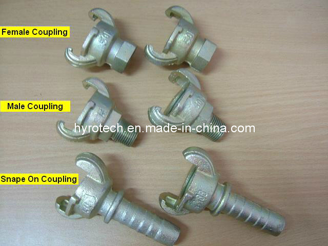 Quick Air Hose Coupling EU (EU/US Standard)