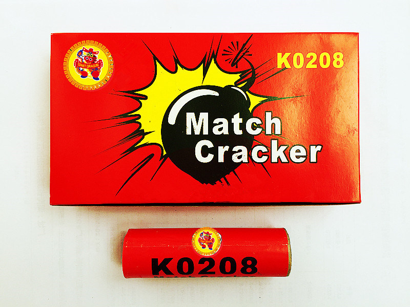 8# Match Cracker K0208