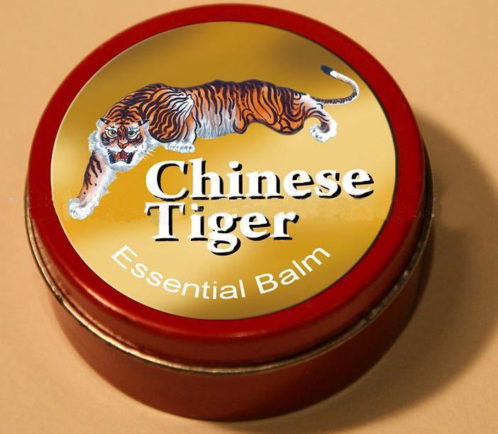 Chinese Tiger Balm: Essential Balm 19g/Tin