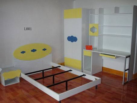 Kids Bedroom Furniture on Kids Bedroom Furniture  L001    China Kids Bedroom Furniture Bedroom