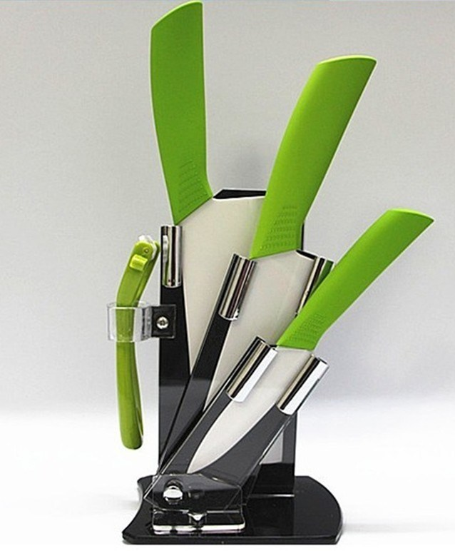 4 PCS Ceramic Knife Set/ Kitchen Knives (AA0025)