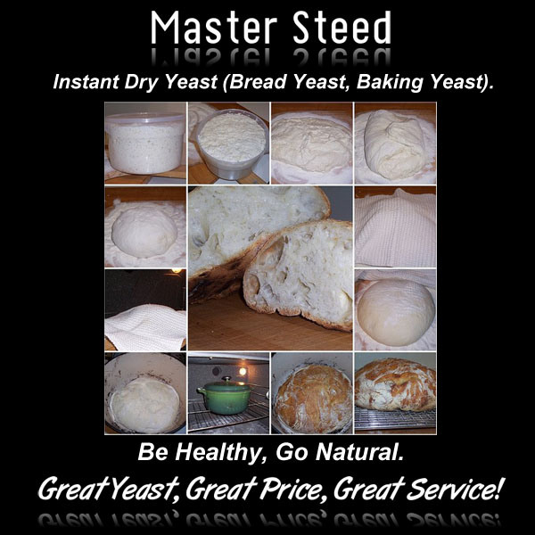 Baking Yeast (Active Dry Yeast)