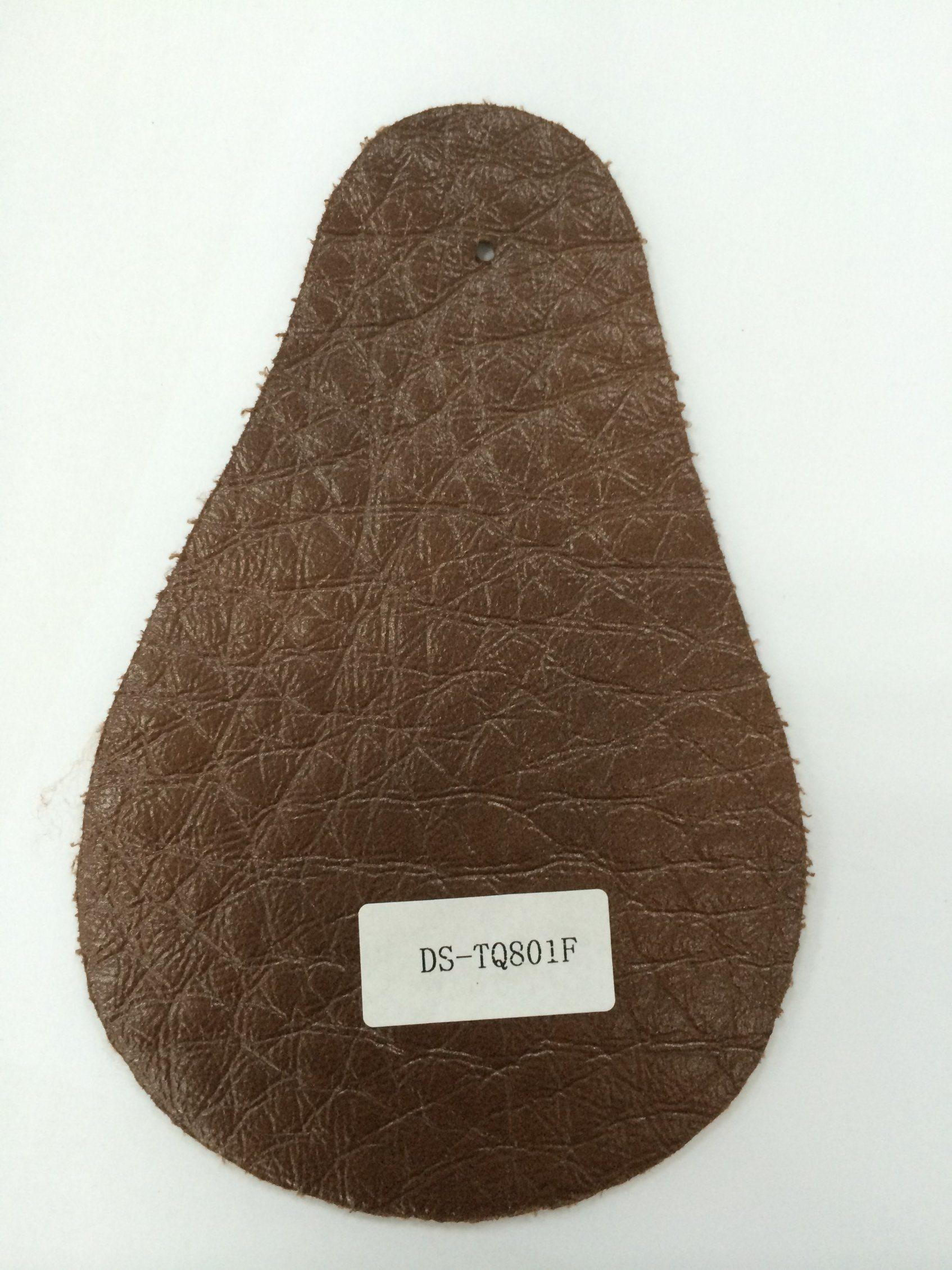 PU High Quality Artificial Sofa Leather (DS-TQ801I)