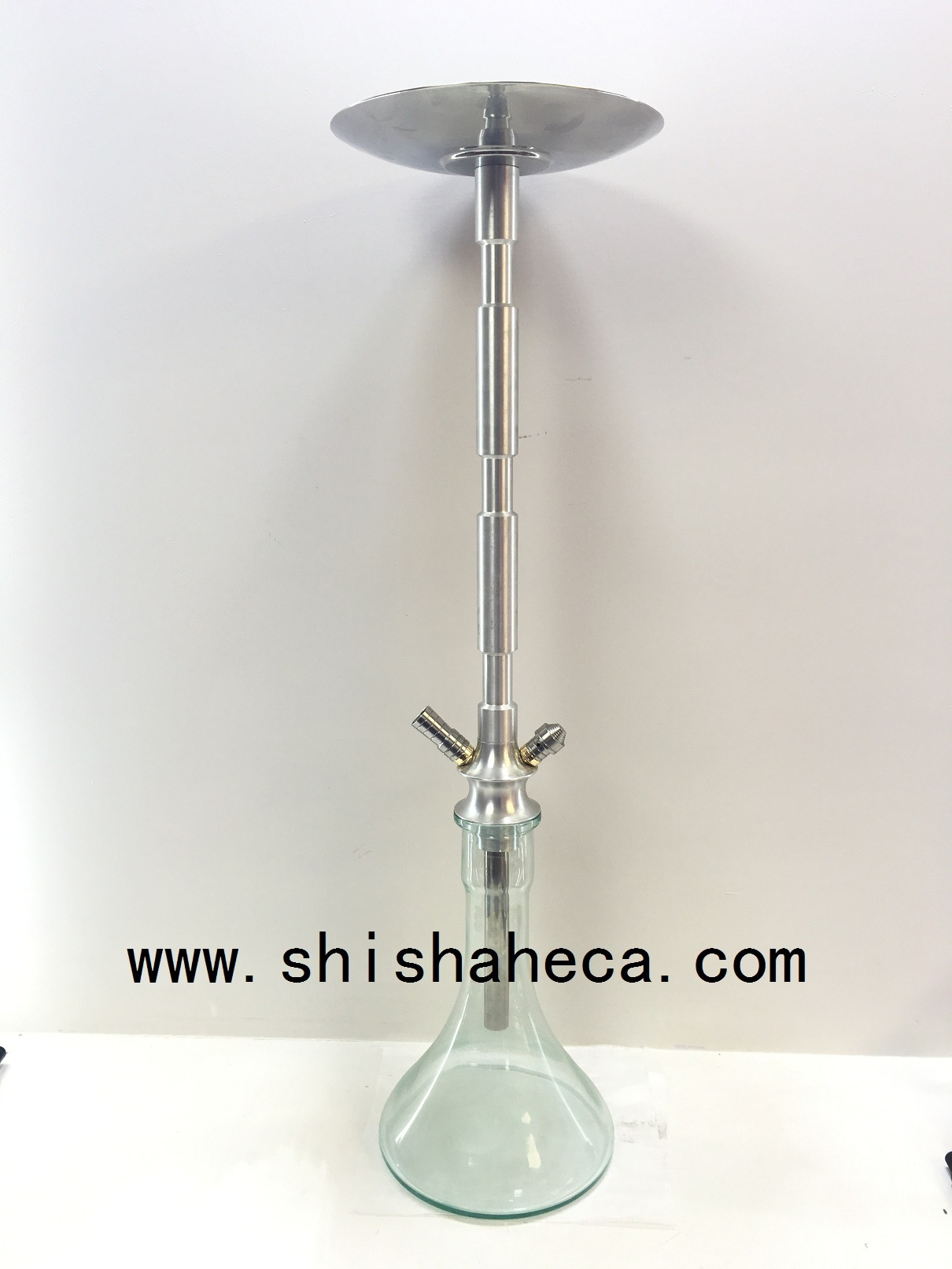 Wholesale Best Quality Aluminium Shisha Nargile Smoking Pipe Hookah