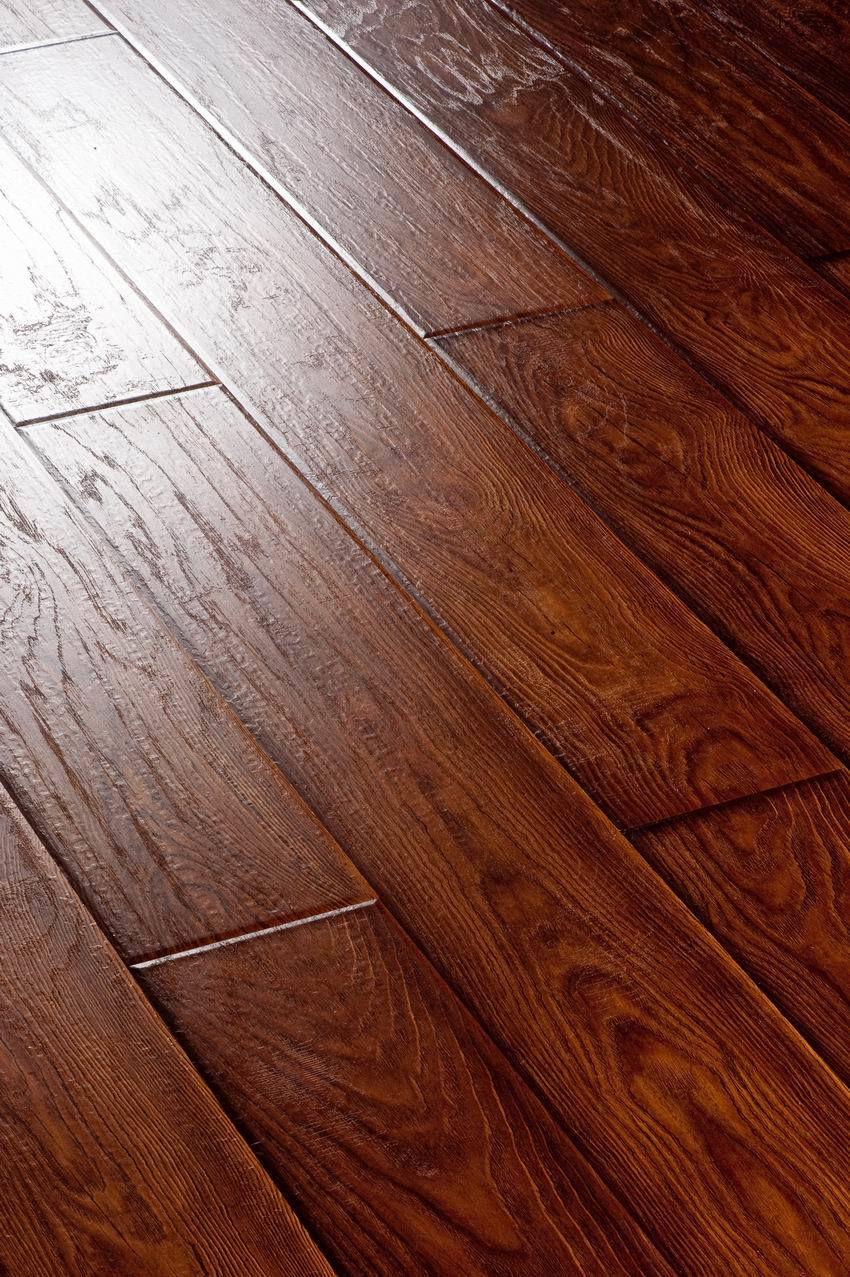 Laminate or real wood wood floors for Laminate tiles