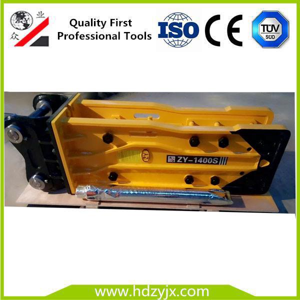 Top Type GB8at Hydraulic Breaker