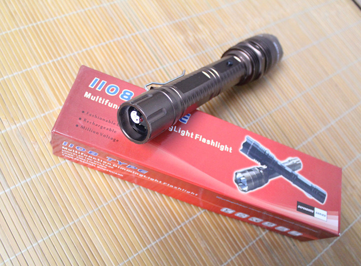 Sentai-1108 High Power Stun Gun with Flashlight