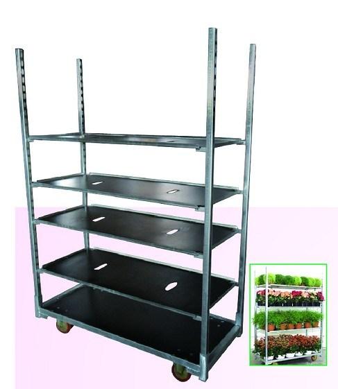 Flower Wagon Cart /Flower shelf